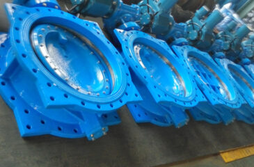 butterfly valves usages